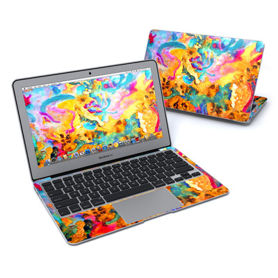 MacBook Air 11in Skin - Dawn Dance
