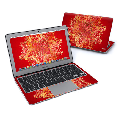 MacBook Air 11in Skin - Dodecahedron Cage