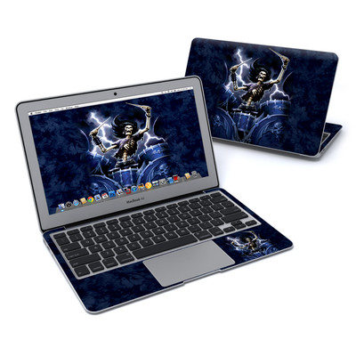 MacBook Air 11in Skin - Death Drummer