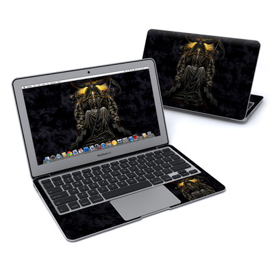 MacBook Air 11in Skin - Death Throne