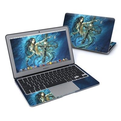MacBook Air 11in Skin - Death Tide