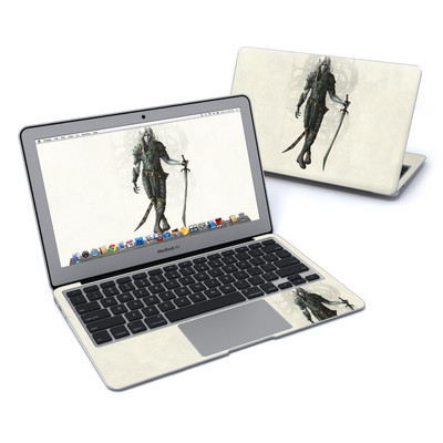 MacBook Air 11in Skin - Dark Elf