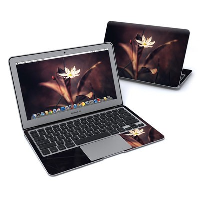 MacBook Air 11in Skin - Delicate Bloom
