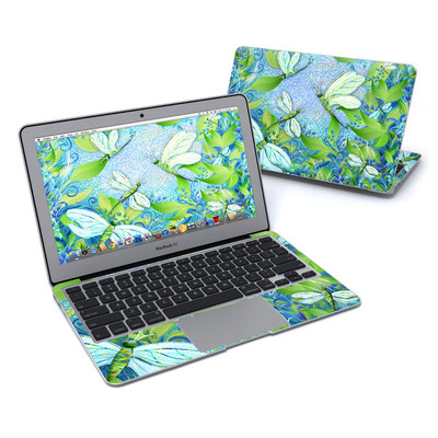 MacBook Air 11in Skin - Dragonfly Fantasy