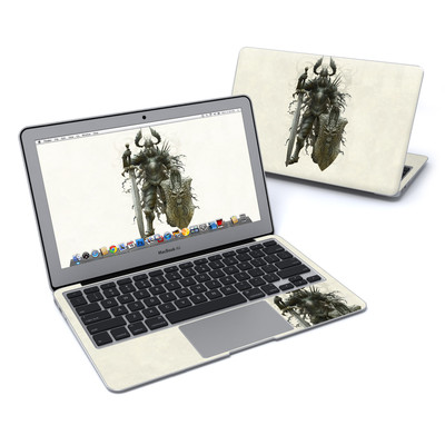MacBook Air 11in Skin - Dark Knight