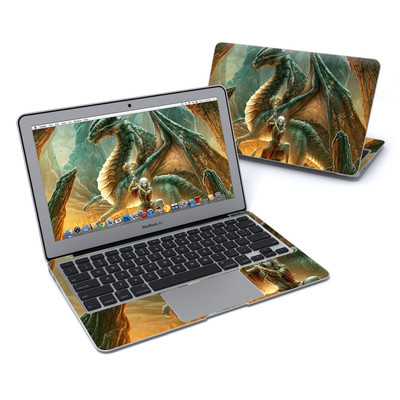 MacBook Air 11in Skin - Dragon Mage