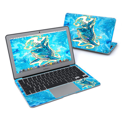 MacBook Air 11in Skin - Dolphin Daydream