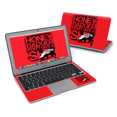 MacBook Air 11in Skin - Don't Give A