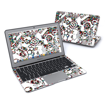 MacBook Air 11in Skin - Dots