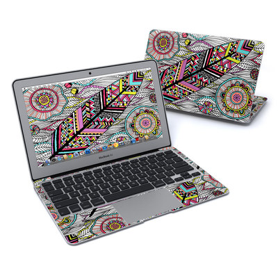 MacBook Air 11in Skin - Dream Feather