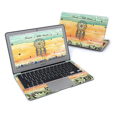MacBook Air 11in Skin - Dream A Little