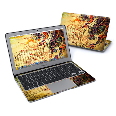 MacBook Air 11in Skin - Dragon Legend