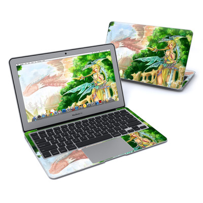 MacBook Air 11in Skin - Dragonlore