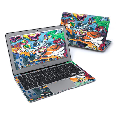 MacBook Air 11in Skin - Dream Factory