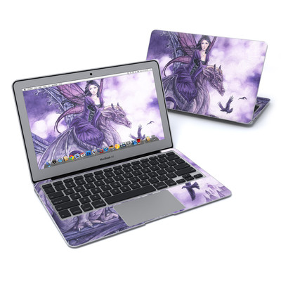 MacBook Air 11in Skin - Dragon Sentinel