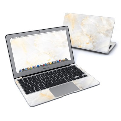 MacBook Air 11in Skin - Dune Marble