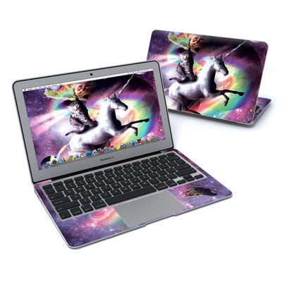 MacBook Air 11in Skin - Defender of the Universe