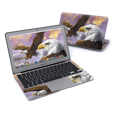 MacBook Air 11in Skin - Eagle