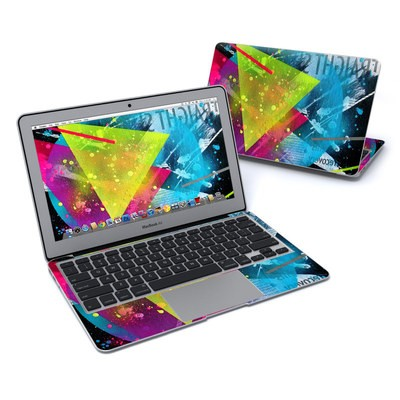 MacBook Air 11in Skin - Element-City