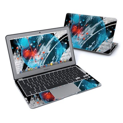 MacBook Air 11in Skin - Element-Ocean