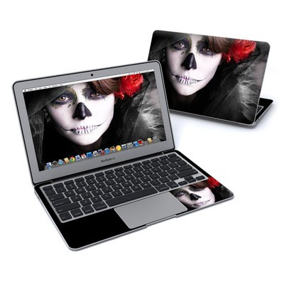 MacBook Air 11in Skin - Diablo El Muerto