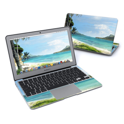 MacBook Air 11in Skin - El Paradiso