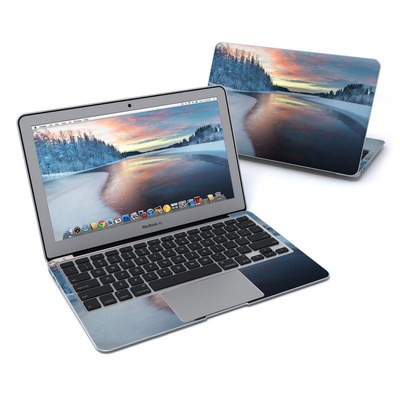 MacBook Air 11in Skin - Evening Snow