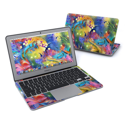 MacBook Air 11in Skin - Fascination