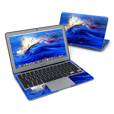 MacBook Air 11in Skin - Feeling Blue