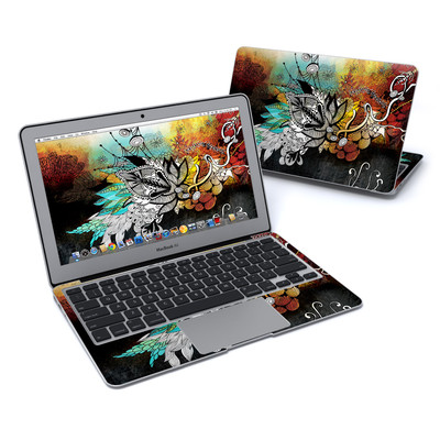 MacBook Air 11in Skin - Frozen Dreams