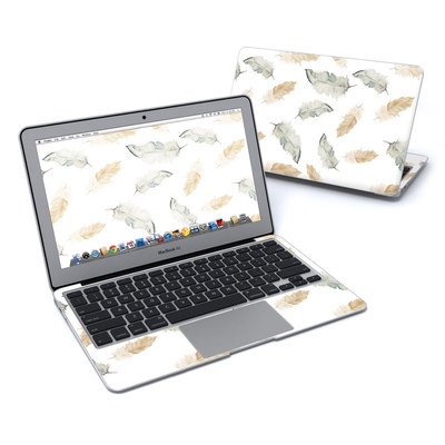 MacBook Air 11in Skin - Feathers