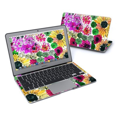 MacBook Air 11in Skin - Fiore