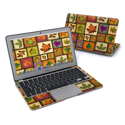 MacBook Air 11in Skin - Fall Leaves