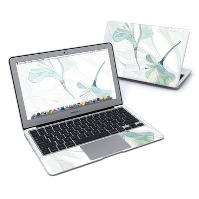 MacBook Air 11in Skin - Floating Gingko