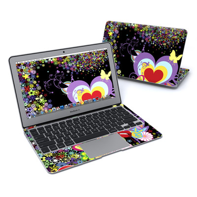 MacBook Air 11in Skin - Flower Cloud