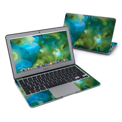 MacBook Air 11in Skin - Fluidity
