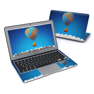 MacBook Air 11in Skin - Flying Elephant