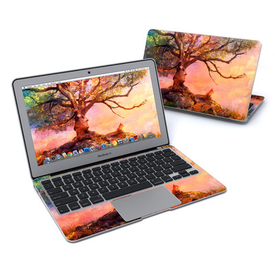 MacBook Air 11in Skin - Fox Sunset