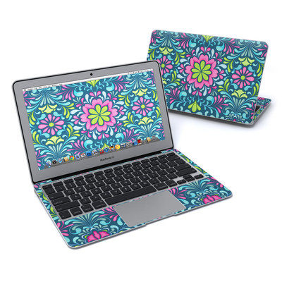 MacBook Air 11in Skin - Freesia