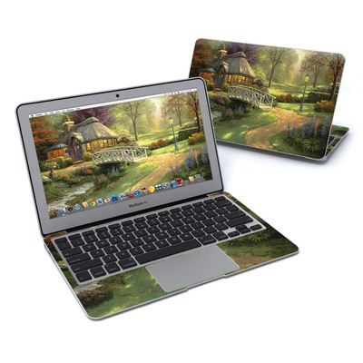 MacBook Air 11in Skin - Friendship Cottage