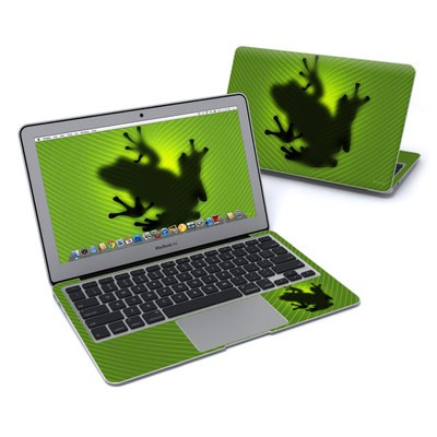 MacBook Air 11in Skin - Frog