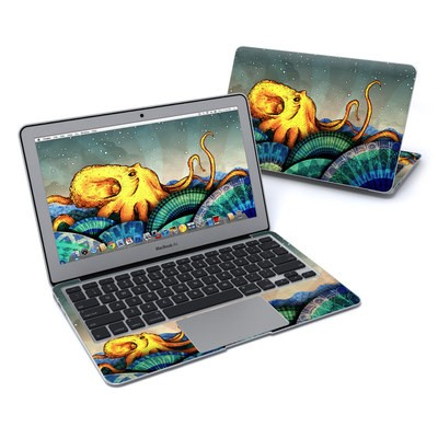 MacBook Air 11in Skin - From the Deep