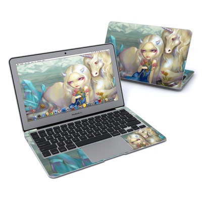 MacBook Air 11in Skin - Fiona Unicorn