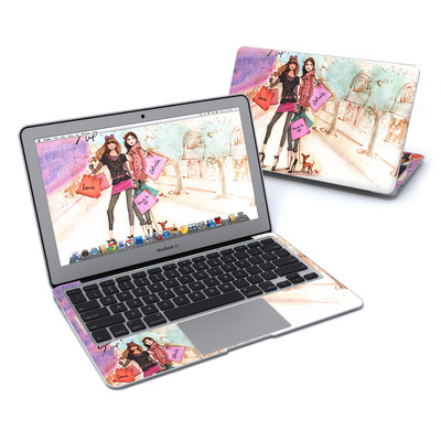 MacBook Air 11in Skin - Gallaria