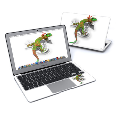 MacBook Air 11in Skin - Gecko