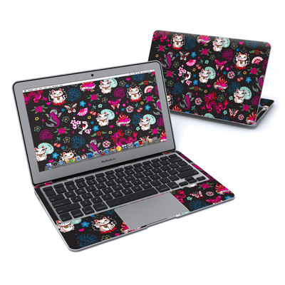 MacBook Air 11in Skin - Geisha Kitty
