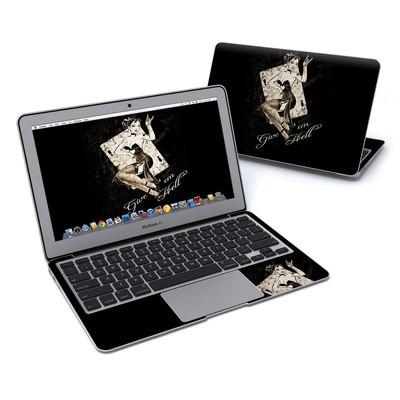 MacBook Air 11in Skin - Give Em Hell