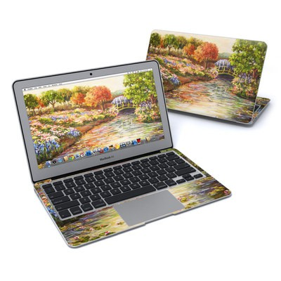 MacBook Air 11in Skin - Giverny Forever