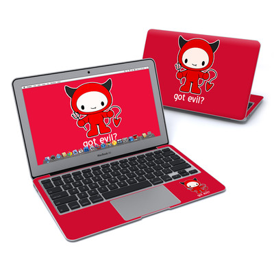 MacBook Air 11in Skin - Got Evil