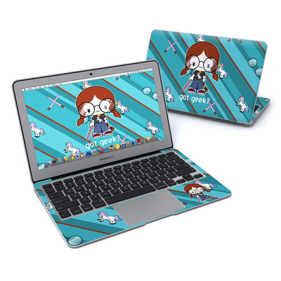 MacBook Air 11in Skin - Got Geek